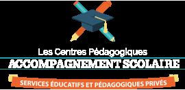 Les Centres pédagogiques Accompagnement scolaire - Services éducatifs et pédagogiques privés