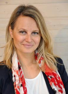 Madame Frédérique, Directrice de l'expérience client et des communications - Accompagnement Scolaire