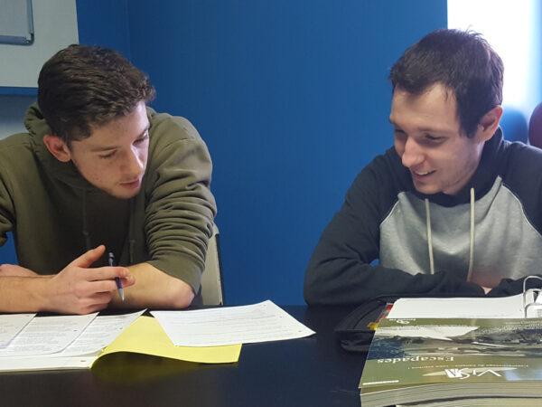 Tutorat et aide aux devoirs en individuel ou en groupe